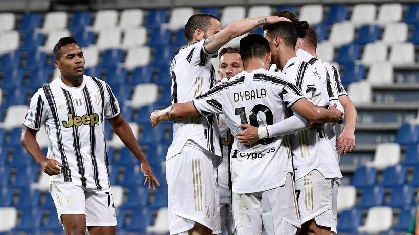 Sassuolo-Juventus 1-3: Ronaldo fa 100, le pagelle