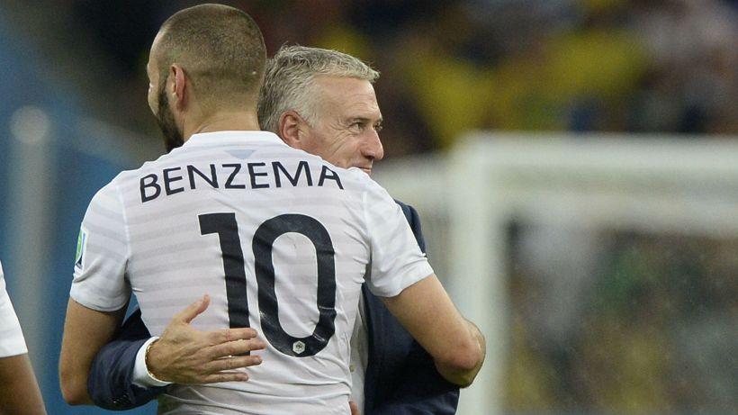 Colpo di scena: Benzema convocato per gli Europei