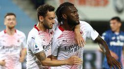 Atalanta-Milan 0-2: Kessié trascina il Diavolo, le pagelle