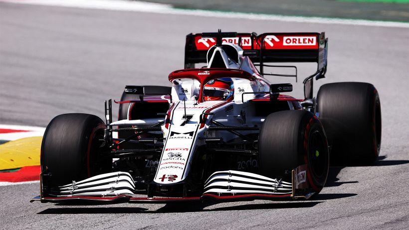 F1, l'Alfa Romeo è pronta per Monaco