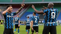 Nebbia su Crotone: l'Inter atterra a Lamezia Terme