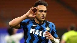 Mercato Inter: scelto il sostituto se parte Lautaro Martinez