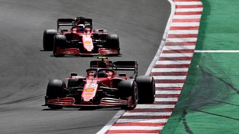 F1, Ferrari: Leclerc e Sainz sognano una grande gara in Spagna