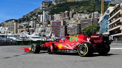 F1, Ferrari: Leclerc e Sainz a caccia di un miracolo a Monte Carlo