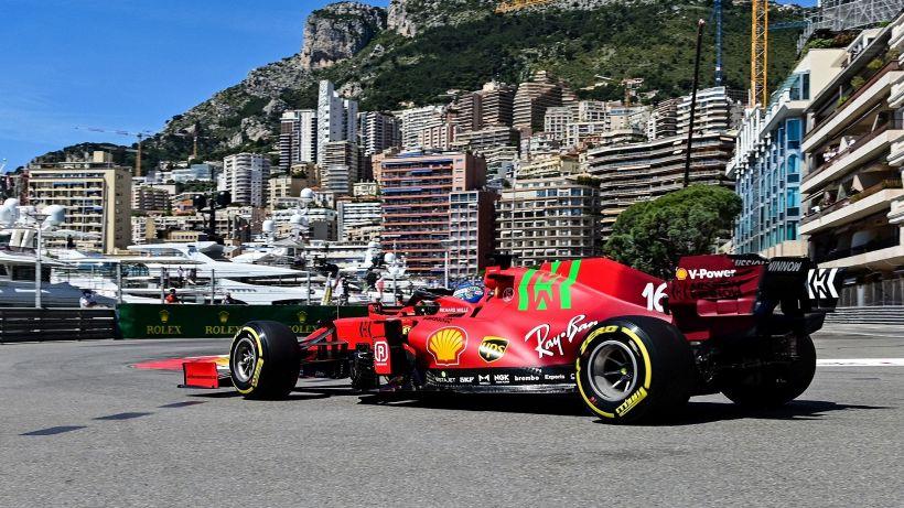 F1, Ferrari: Leclerc e Sainz alla ricerca di un miracolo a Monte Carlo