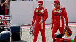"""F1, Leclerc: """"Sto imparando molto da Sainz"""""""
