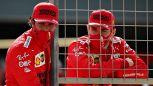 F1, duello in Ferrari: Sainz manda un messaggio a Leclerc