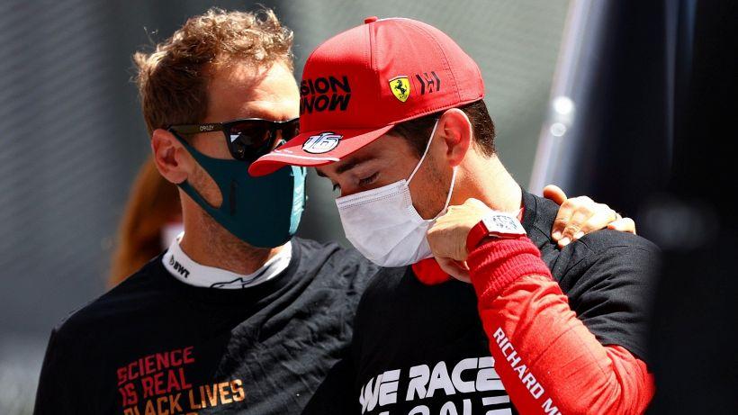 """F1, Ferrari: Charles Leclerc sotto accusa: """"Errori madornali"""""""