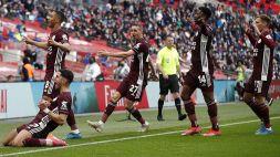 Tielemans consegna l'FA Cup al Leicester: Chelsea battuto 1-0