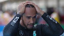 F1, Hamilton chiede aiuto al cielo per battere Verstappen