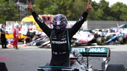 F1, Lewis Hamilton esalta la Mercedes e il team