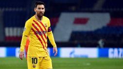 Messi, rinnovo al ribasso per aiutare il Barca
