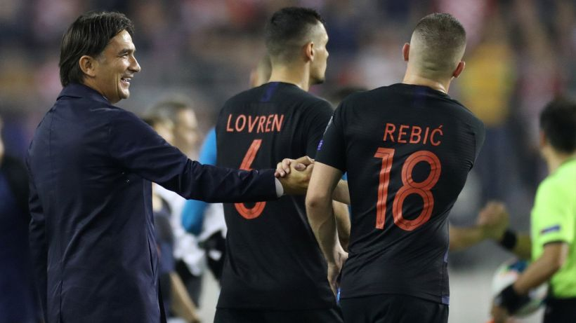 """Croazia, i 26 convocati per Euro 2020. Ci sono 5 """"italiani"""""""