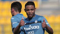 'Arbitro' Atalanta: deciderà il destino di Juve e Milan