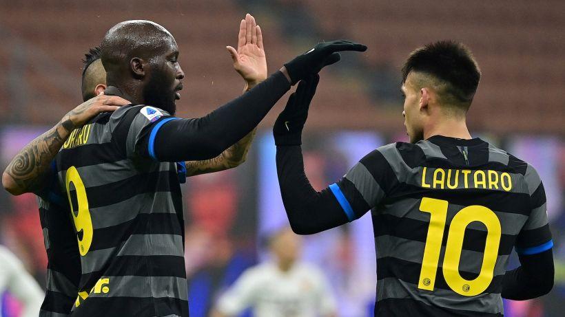 Inter, l'intervista doppia di Lukaku e Lautaro