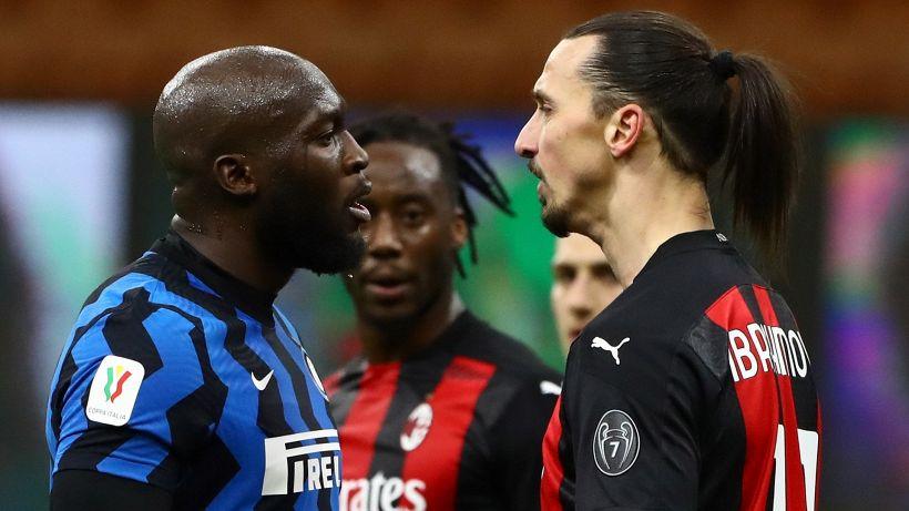 Inter, Romelu Lukaku manda una frecciata a Zlatan Ibrahimovic