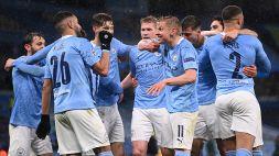 Champions League: Guardiola torna in finale, 2-0 del City sul PSG