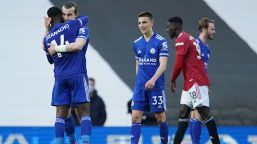 United ko col Leicester, Manchester City campione d'Inghilterra