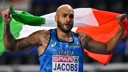 Atletica, Jacobs: 9.95 nei 100 metri, nuovo Record italiano