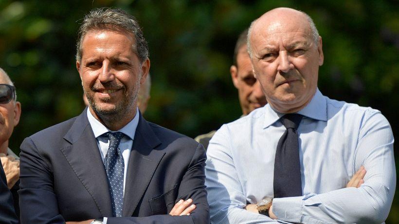 Inter, sfogo di Marotta contro la Juve e Paratici: le sue parole