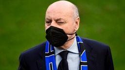 Addio Conte-Inter, Marotta spiega la buonuscita