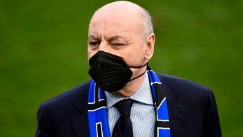 Beppe Marotta può lasciare l'Inter