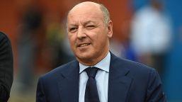 Inter, Marotta fa una promessa ai tifosi