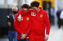 F1, Binotto analizza il problema della Ferrari di Leclerc