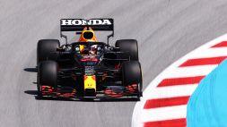 "Verstappen: ""La macchina è competitiva"""