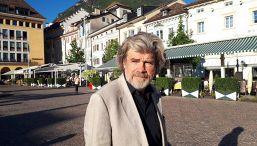Reinhold Messner privato: Diane Schumacher, le ex mogli, i figli