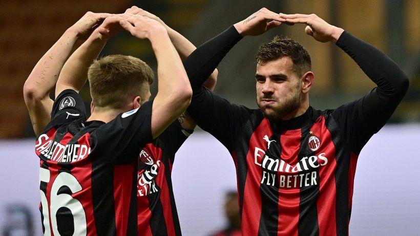 Il Milan si rilancia per la Champions: Benevento battuto 2-0