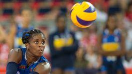 Volley, Sylla nuova capitana delle azzurre?