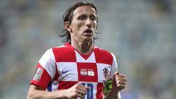 Croazia, la stella è Luka Modric