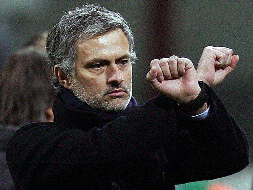 Mourinho-Tagliavento: dalle manette ai sorrisi, carramba che sorpresa