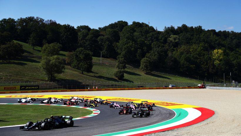 F1, calendario 2021: tornano in corsa Mugello e Nurburgring