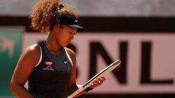 Tennis, Osaka non ci siamo: fuori al secondo turno di Roma