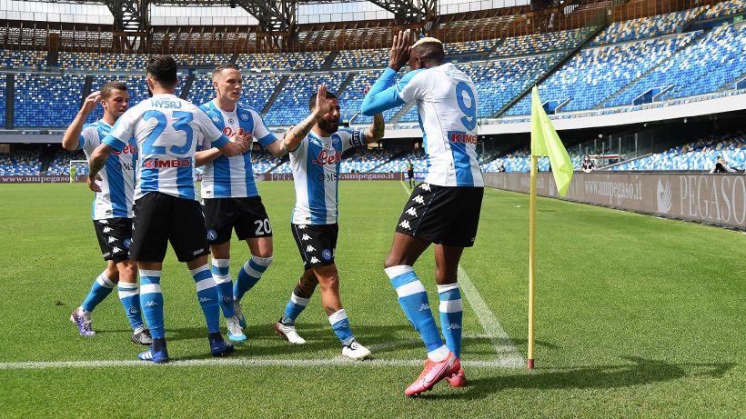Napoli-Cagliari 1-1: Nandez risponde a Osimhen, le pagelle