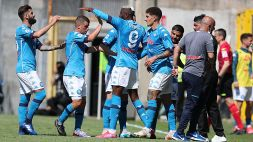"""Spezia-Napoli 1-4: dominio azzurro al """"Picco"""", le pagelle"""