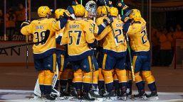 NHL: belle vittorie di Nashville e Colorado
