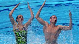 Europei di Budapest: arriva subito un bronzo nel nuoto sincronizzato