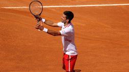 Tennis, Djokovic vola ai quarti degli Internazionali