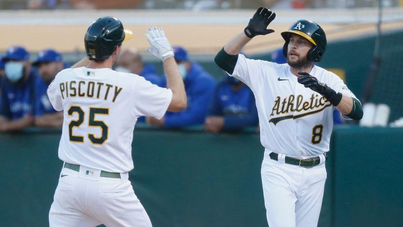 MLB: Oakland in vetta nell'American League