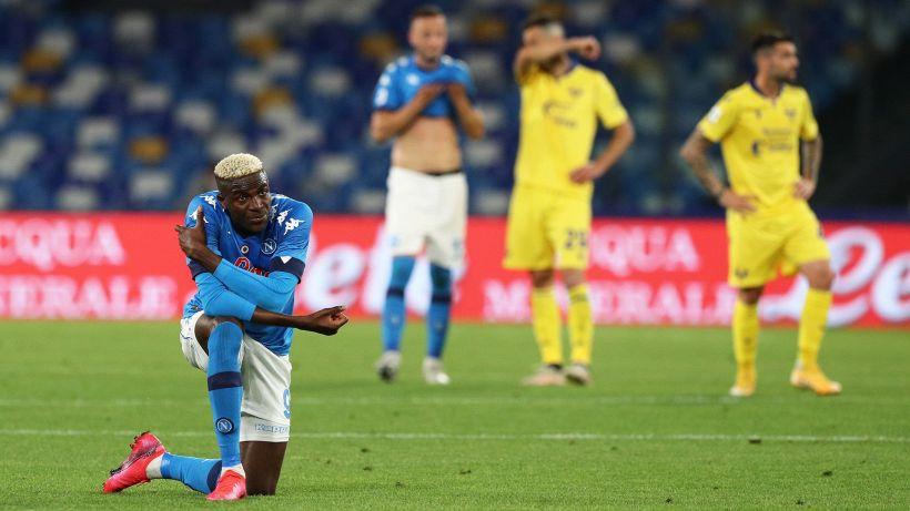 Napoli, la provocazione degli ultrà spacca i tifosi sul web
