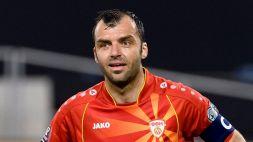 Macedonia del Nord, la stella è Goran Pandev