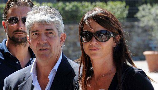 """Sempre Paolo Rossi, la moglie: """"Rose rosse per le nostre figlie"""""""