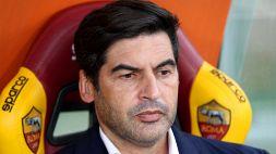 """Roma, Fonseca: """"Sono un professionista, bilanci alla fine"""""""