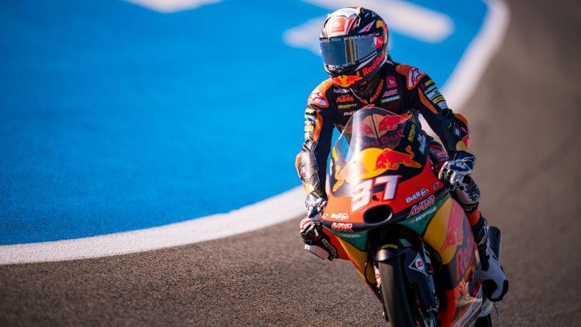 A Jerez continua il dominio di Pedro Acosta in Moto3