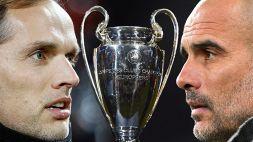 Champions League, Tuchel e Guardiola: due tecnici pronti ad una notte magica