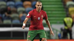 38 anni e quattro mesi: Pepe il più anziano a Euro2020