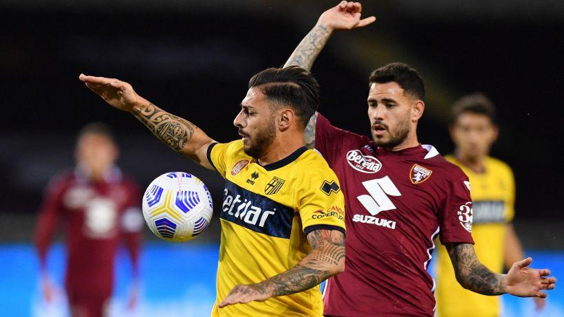 Torino-Parma 1-0: Vojvoda manda i ducali in B